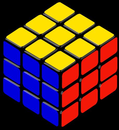 459x500 Rubik's Cube Vector Clip Art Public Domain Vectors