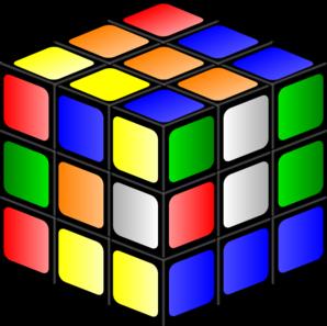 298x297 Rubiks Cube Clip Art