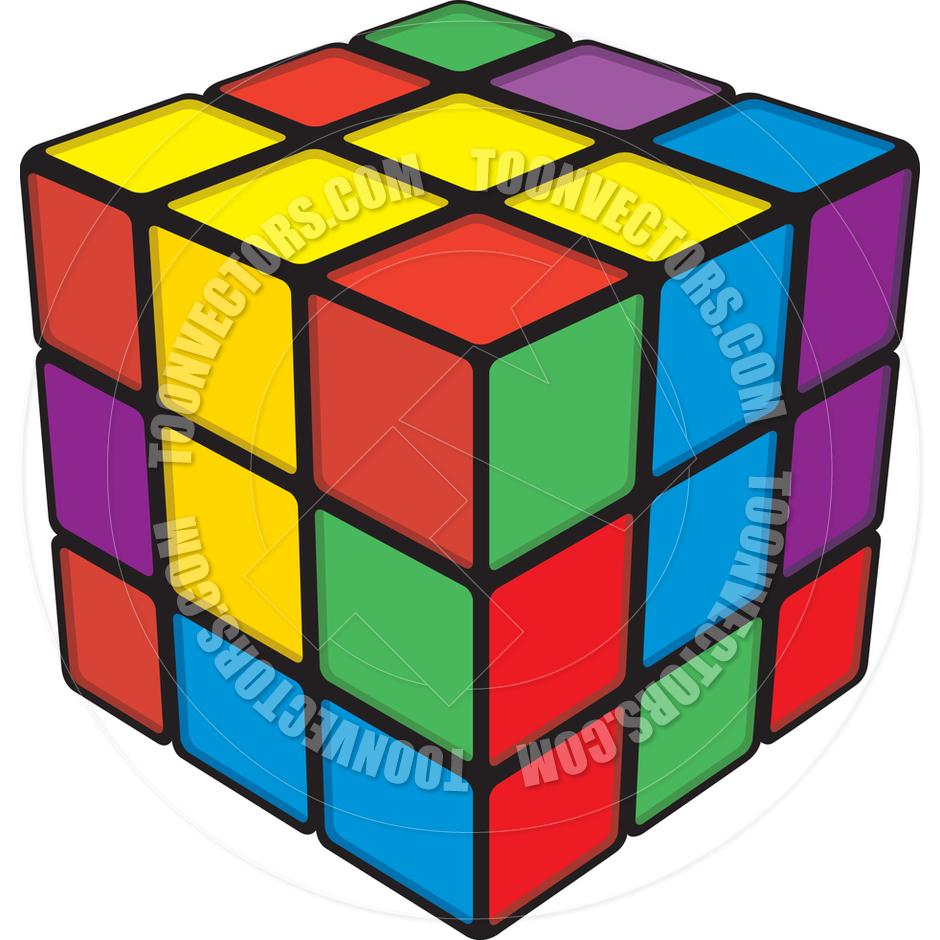 940x940 Cube Clipart Rubicks