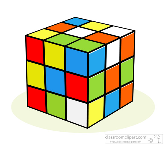 550x489 Cube Clipart Rubric