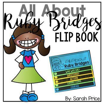 350x350 Ruby Bridges Bridges, Flip Books And Activities