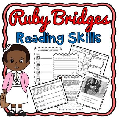 400x400 Ruby Bridges Reading Skills