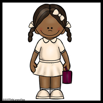350x350 Collection Of Ruby Bridges Clipart High Quality, Free