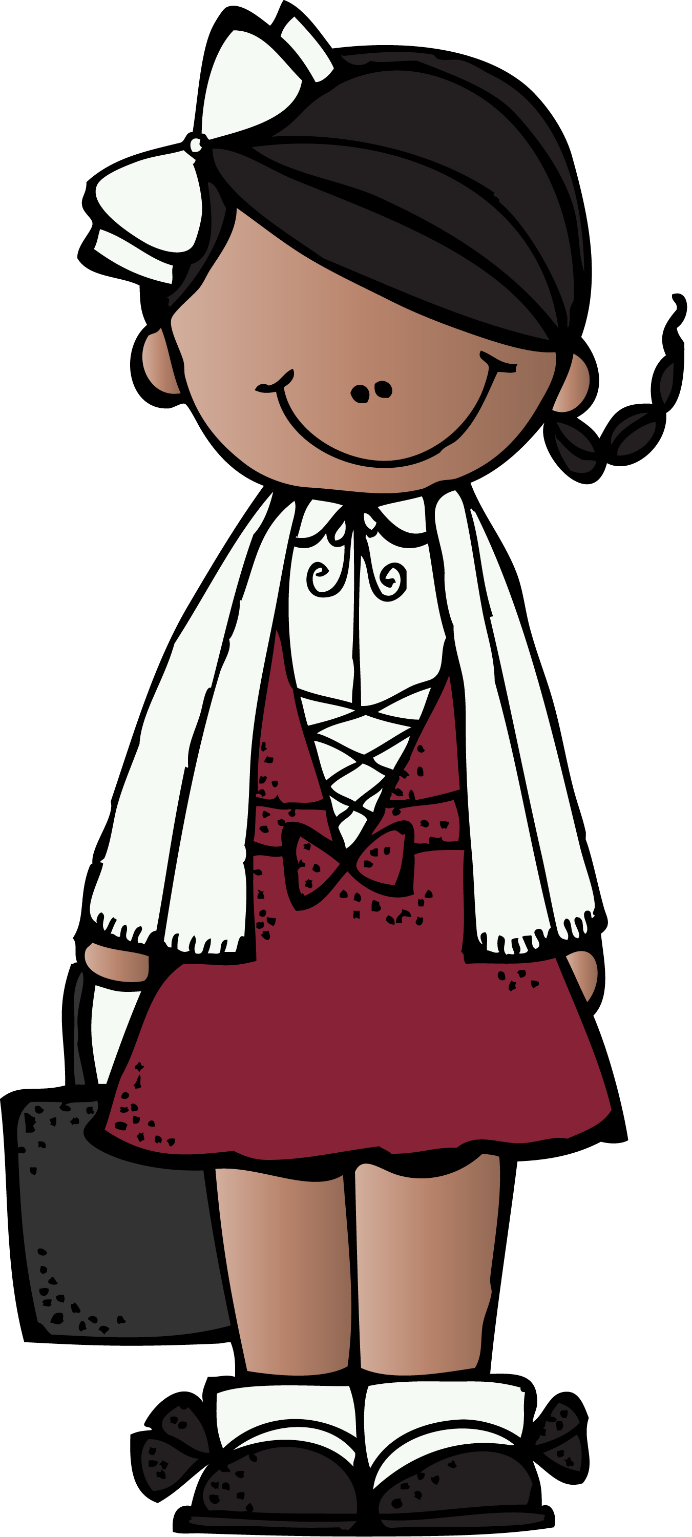 1351x3000 Collection Of Ruby Bridges Clipart High Quality, Free