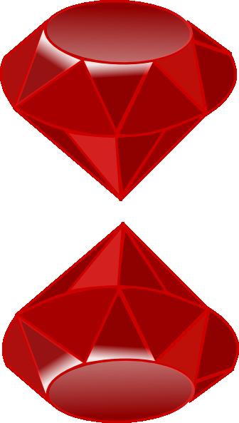336x593 Gemstone Ruby Clip Art Clipart Panda