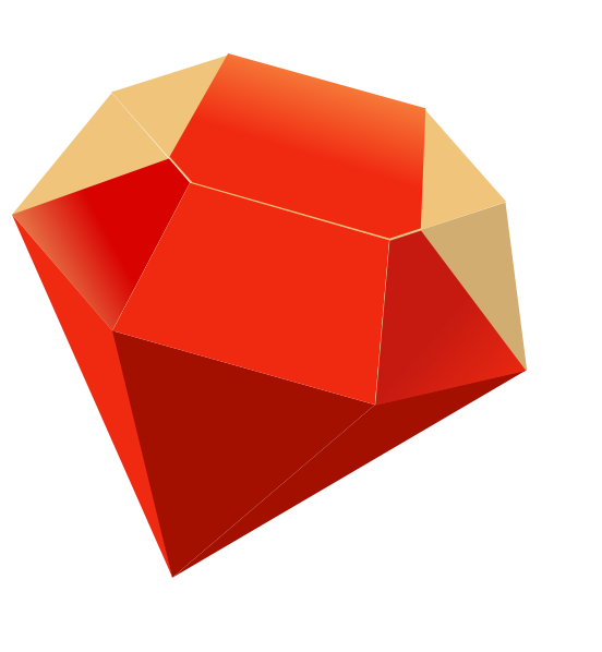 552x598 Ruby Clip Art