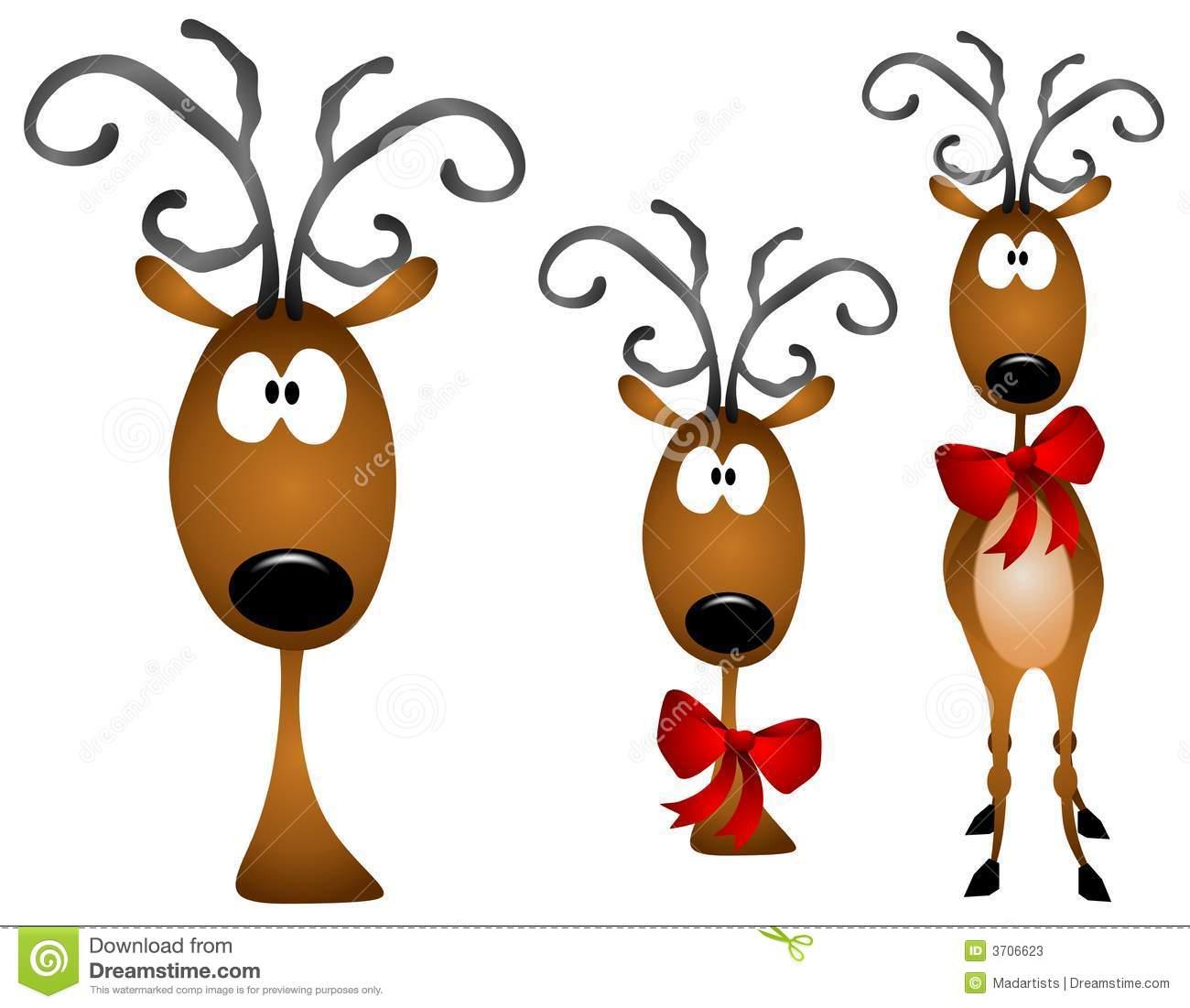 1300x1101 Funny Reindeer Clipart – 101 Clip Art