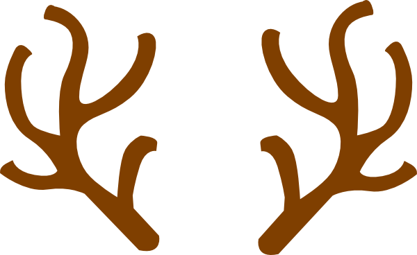 600x368 Clipart Outline Of Rudolph Collection