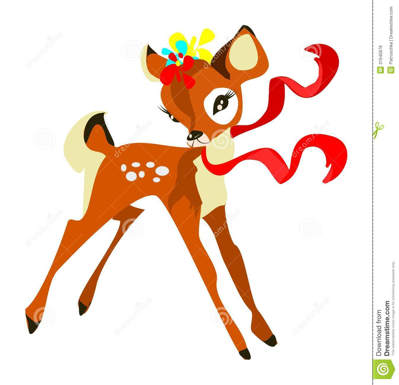rudolph the red nosed reindeer clipart at getdrawings com free for rh getdrawings com cute baby reindeer clipart cute reindeer clipart black and white