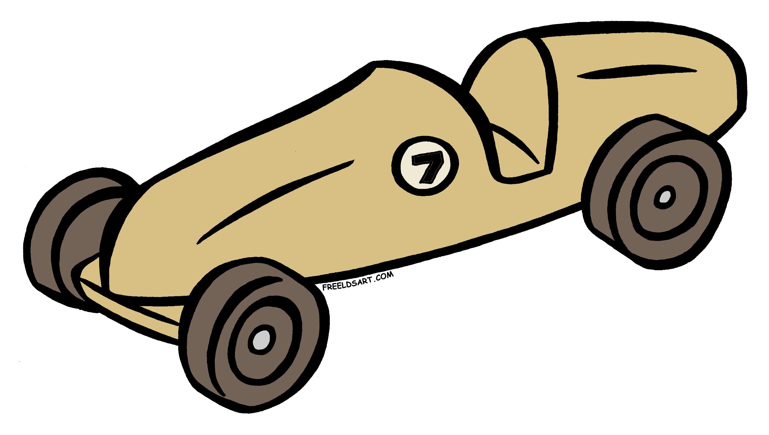 2520x1428 Clip Art Derby Car Clipart
