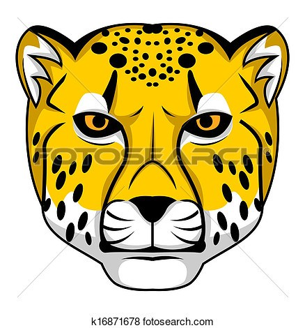438x470 Cheetah Clip Art 50 Cent Tattoos Blog
