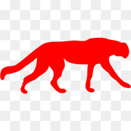 260x260 Cheetah Cougar Black Panther Jaguar Clip Art