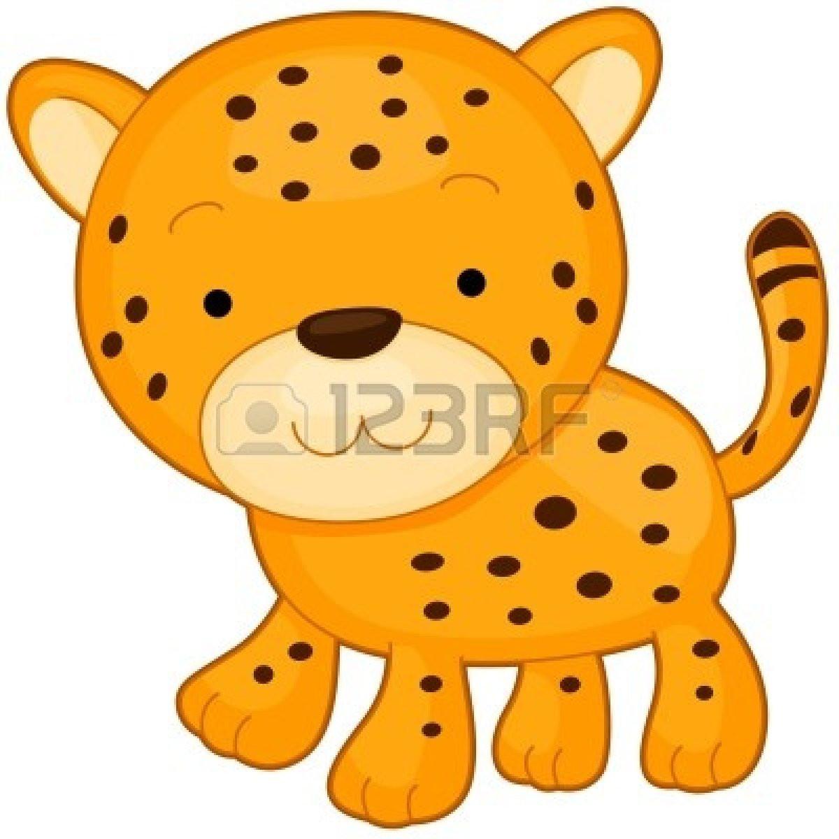1200x1200 Cheetah Mascot Running Clip Art Arresting Cheeta Clipart