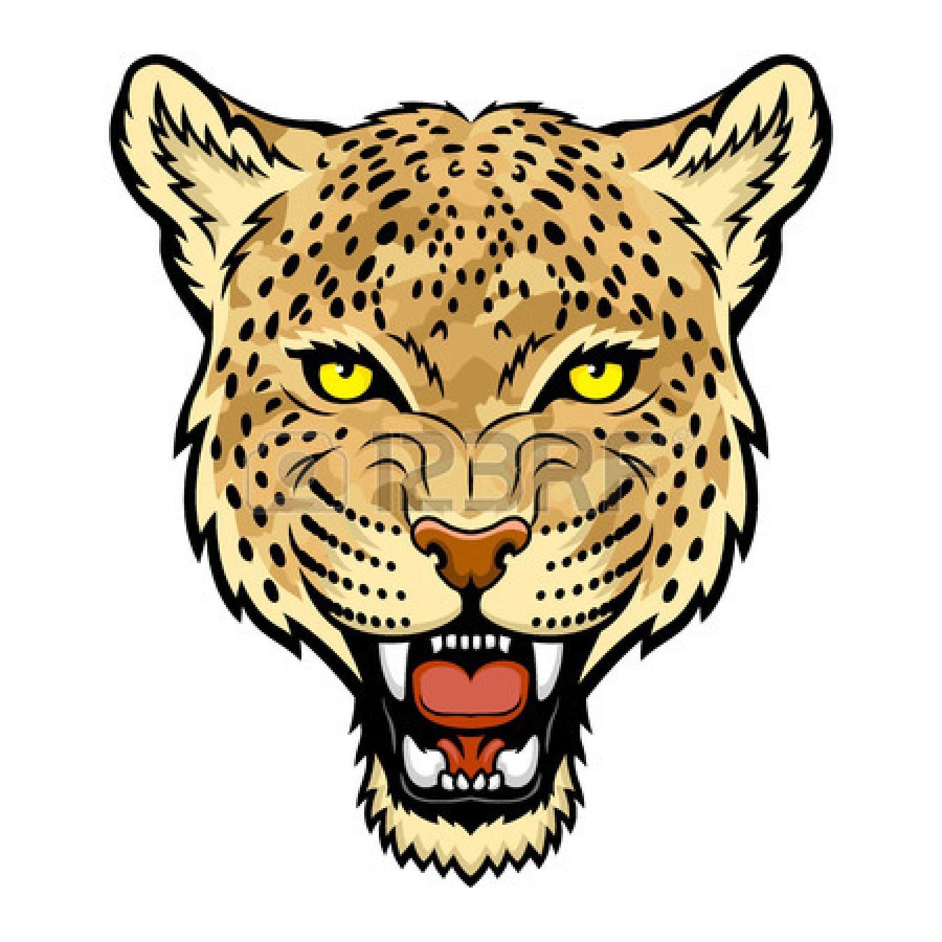 1350x1350 Cheetah Running Clip Art