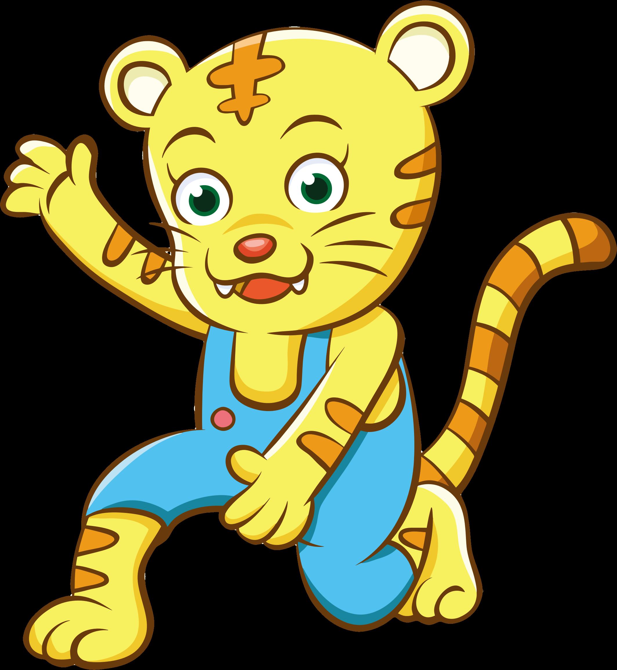 2128x2308 Clipart Cartoon Cheetah Clipartandscrap