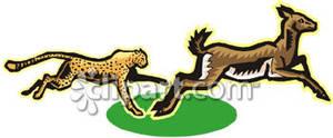300x124 Top 91 Gazelle Clip Art