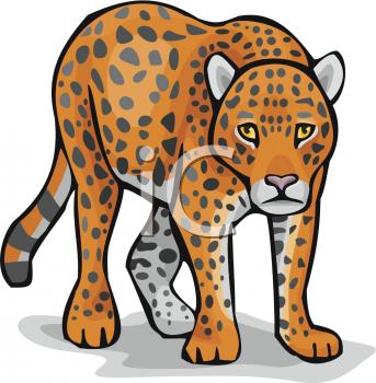 343x350 Best Of Cheetah Clip Art