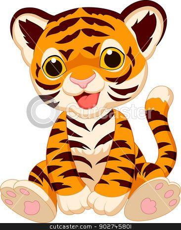 366x464 Cheetah Clipart