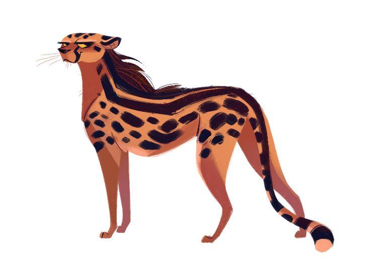 735x543 458 Best Art Cheetahs!!! Images On Cheetahs, Big Cats