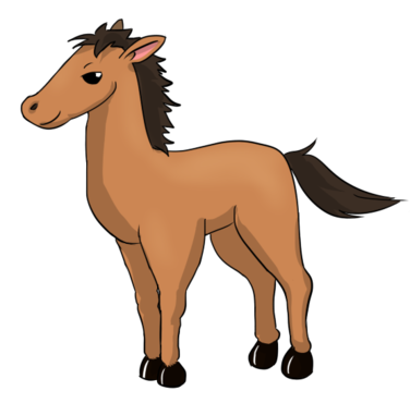 376x370 Fresh Free Horse Clipart Free