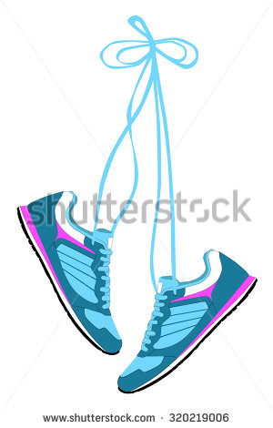 300x470 Collection Of Hanging Running Shoes Clipart High Quality