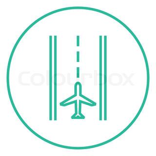 Runway Clipart