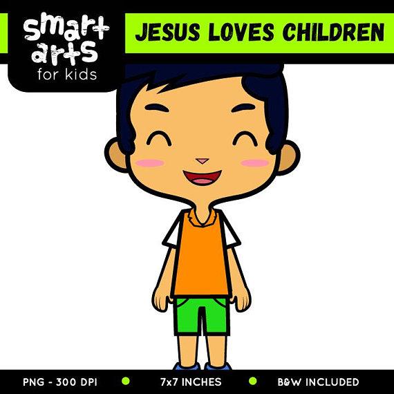 570x570 Jesus Loves Children Clip Art Bible Based Bible Characters