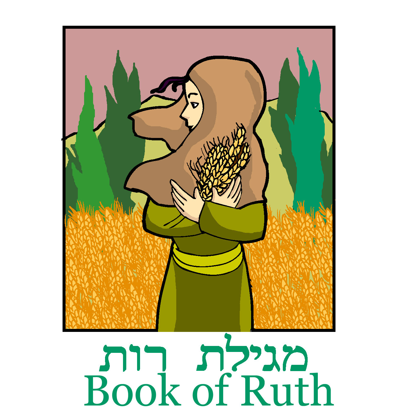 Ruth And Naomi Clipart at GetDrawings com | Free for