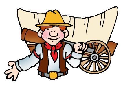 418x294 7 Best Lewis Amp Clark, Oregon Trail, Gold Rush, Pony Express, Alamo