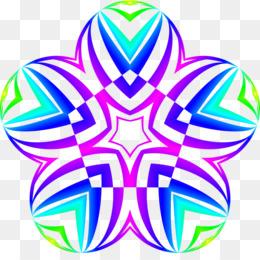 260x260 Rotational Symmetry Reflection Symmetry Clip Art
