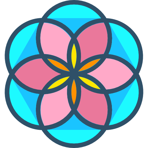 512x512 Geometry, Circles, Symbols, Sacred, Mystic, Esoteric, Shapes