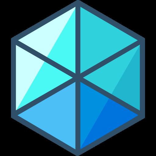 512x512 Geometry, Cube, Symbols, Sacred, Mystic, Esoteric, Shapes