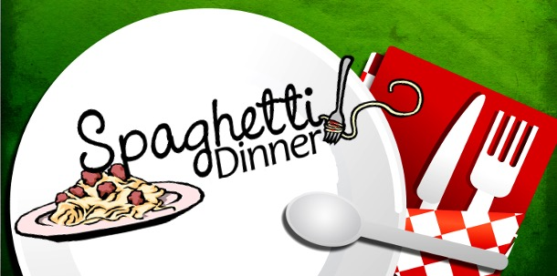 610x303 Spaghetti Dinner Clip Art The 64th Annual Spaghetti Dinner Is