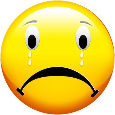 400x400 Free Sad Face Clip Art