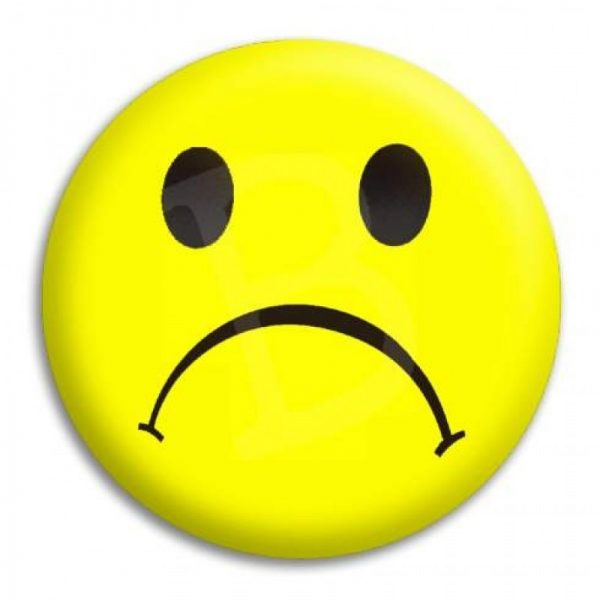600x600 Gallery Sad Face Free Clip Art,
