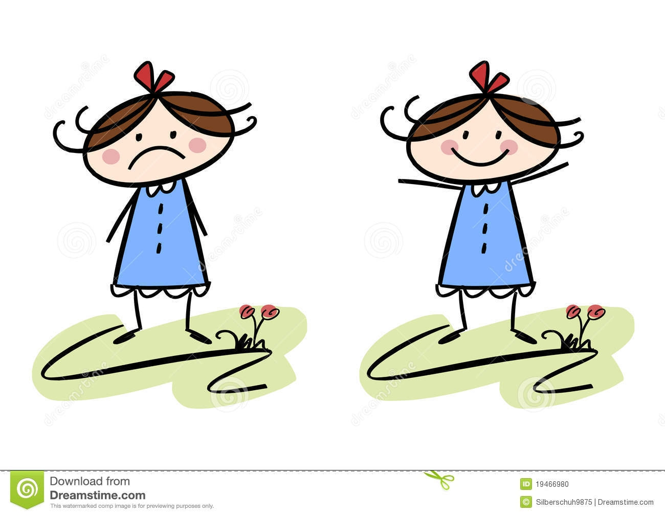 1300x1009 Collection Of Happy And Sad Girl Clipart High Quality, Free