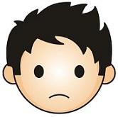 166x165 Sad Face Pictures Clip Art 101 Clip Art