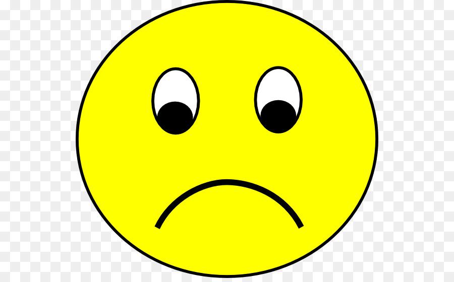 900x560 Smiley Sadness Emoticon Clip Art
