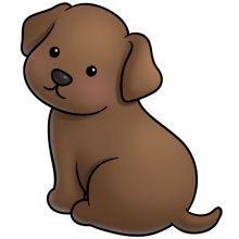 220x220 Puppy Clipart 101 Clip Art