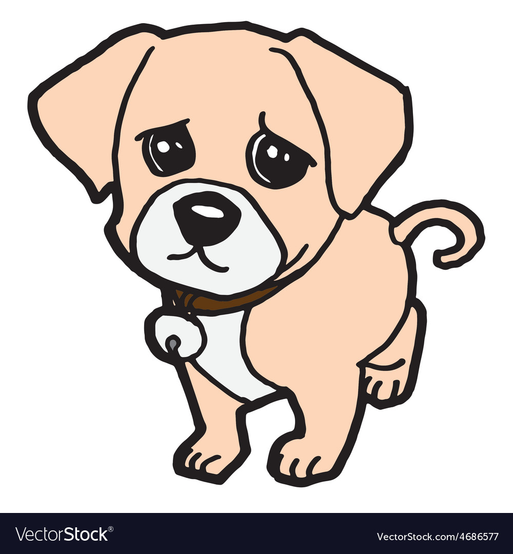 1000x1080 Sad Cartoon Puppy Free Download Clip Art