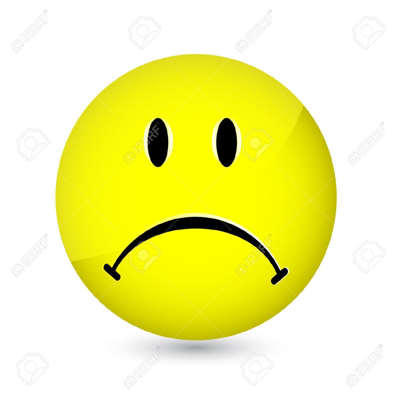 1300x1300 Sad Face Clip Art Images