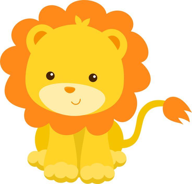 736x705 Cute Lion Clipart