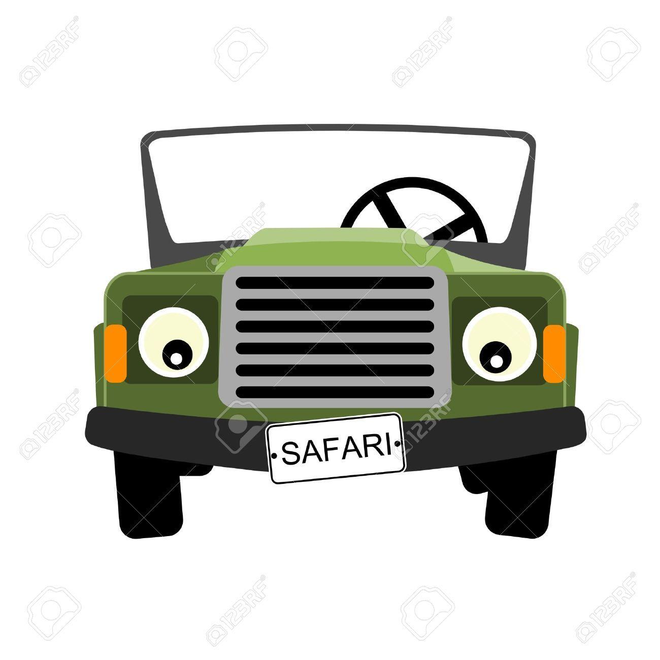1300x1300 Jungle Safari Jeep Clipart Collection Classroom