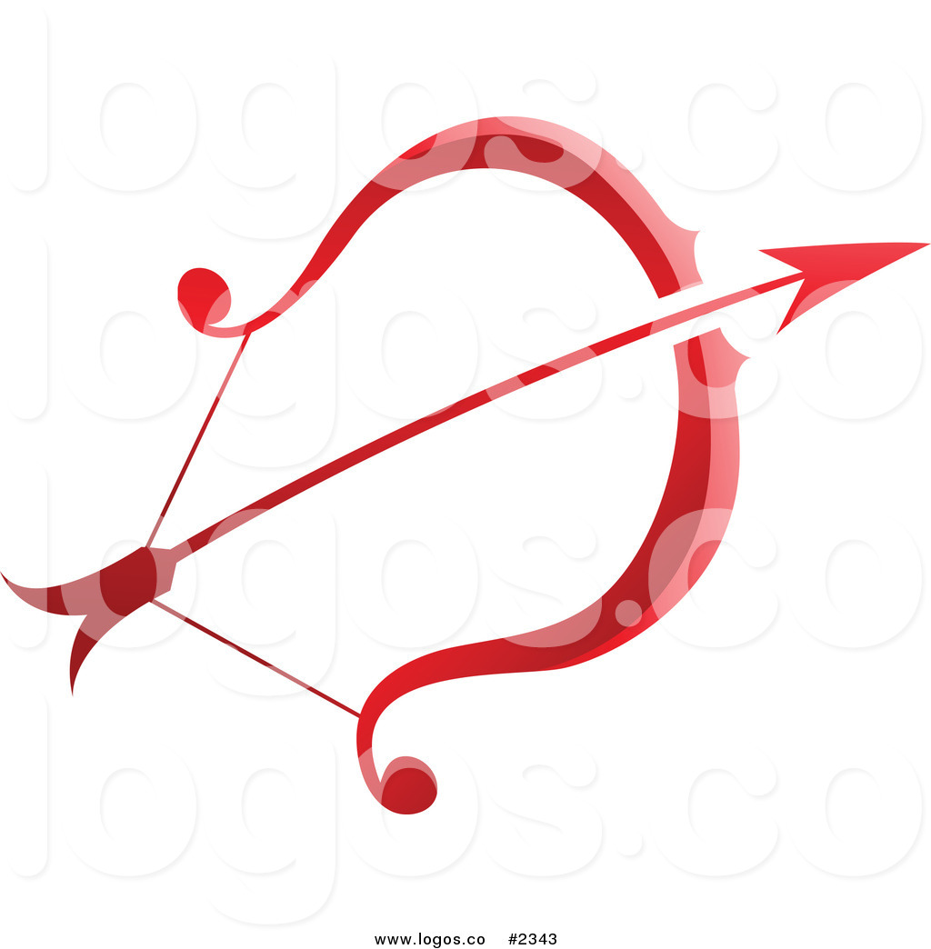 1024x1044 Royalty Free Red Sagittarius Zodiac Sign Logo By Cidepix