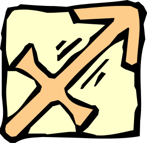 296x288 Zodiac Symbol Sagittarius