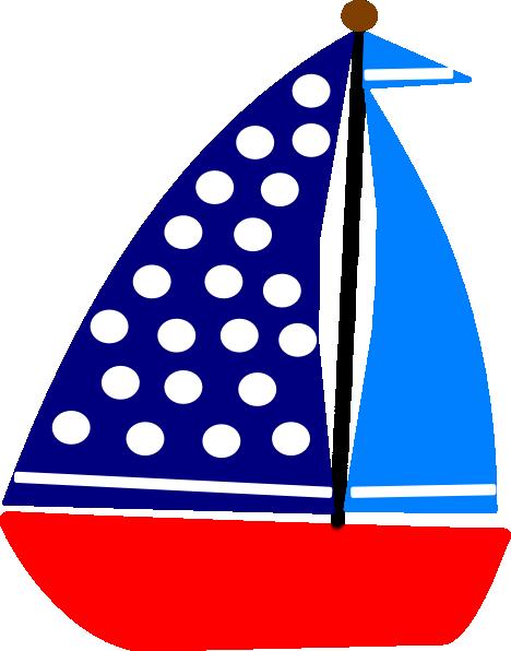 468x596 Blue Sailboat Clipart Clipart Panda Free Clipart Images