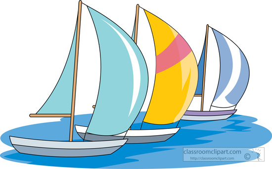 550x341 Sailing Boat Clipart Ship Sailing