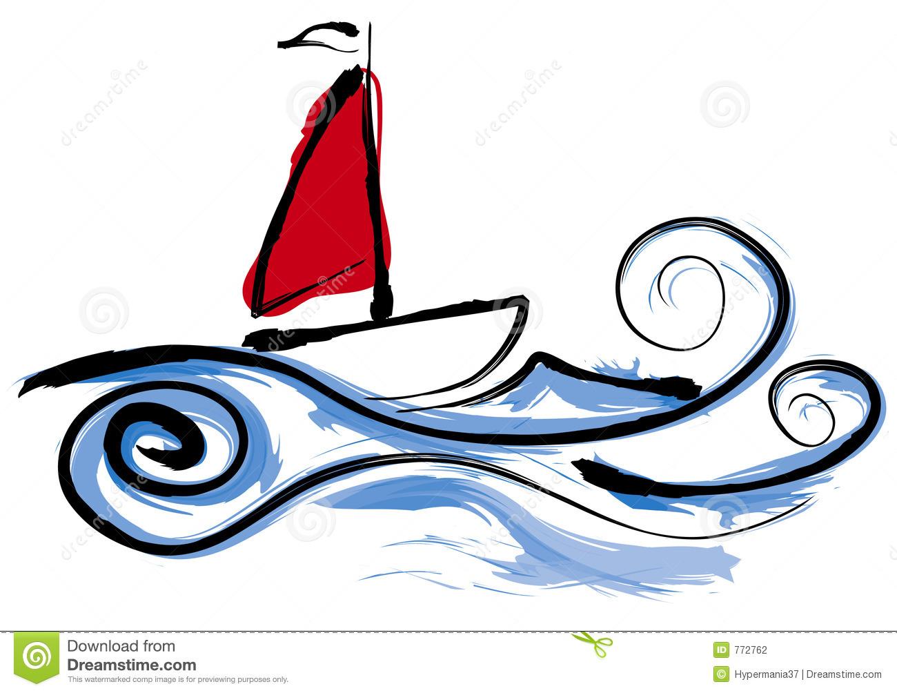 1300x1004 Sailing Clipart