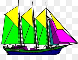 260x200 Free Download Sailing Ship Boat Clip Art