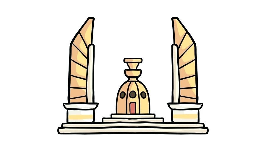 900x520 Monument Clip Art Computer Icons Monument Clip Art Democracy Grave